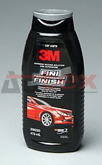 3M leštící vosk (3M Performance finish) 473ml